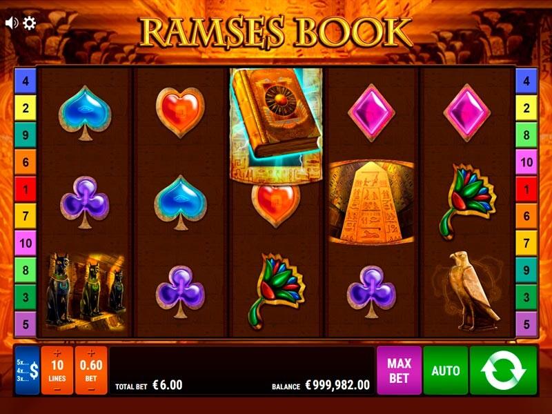 Ramses Book Slot Rezension
